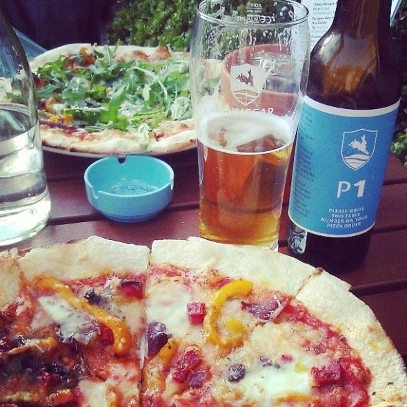 Pizza+Beer